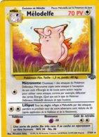 Carte Pokemon 17/64 Melodelfe 70pv 1995 Wizards - Pokemon
