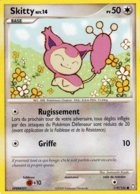 Carte Pokemon 119/146 Skitty 50pv 2009 - Pokemon
