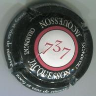 CAPSULE-CHAMPAGNE JACQUESSON & Fils N°19d Cuvée 737 - Champagne