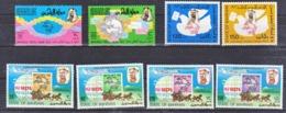 Bahrein Centenaire UPU 1973/1974 Timbres Neuf ** MNH TB - UPU (Wereldpostunie)