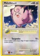 Carte Pokemon 83/132 Melofée 60pv 2008 - Pokemon