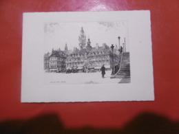D 59 - Lille La Vieille Bourse - Format 165mm Sur 115mm - Lille