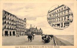 Ostende - Oostende - Hôtel Bellevue Et Villa Britannia à Côté Du Kursaal - Oostende