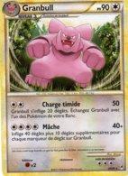 Carte Pokemon 26/95 Granbull 90pv 2011 - Pokemon
