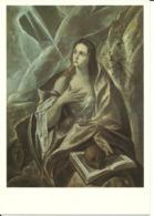 La Magdalena. El Greco. - Gemälde, Glasmalereien & Statuen