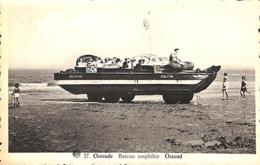 Ostende - Oostende - Bateau Amphibie - Oostende