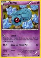 Carte Pokemon 50/116 Terhal 60pv 2013 - Pokemon