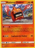 Carte Pokemon 24/156 Motisma Chaleur 90pv 2018 - Pokemon