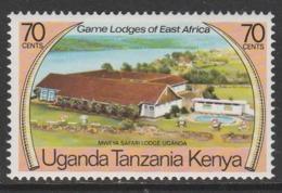 Kenya  1975 East African Game Lodges 70 C Multicoloured SW 258 ** MNH - Kenya (1963-...)