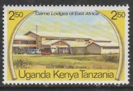 Kenya  1975 East African Game Lodges 2 Sh 50 C Multicoloured SW 260 ** MNH - Kenya (1963-...)