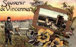 [94] Val De Marne > Vincennes / MILITAIRE - Vincennes