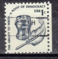 USA Precancel Vorausentwertung Preo, Locals Michigan, Beulah 841 - Vorausentwertungen