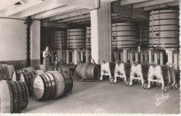 16 - COGNAC - Etablissemenrs Martell & Cie - Un Chai De Réserve - Cognac