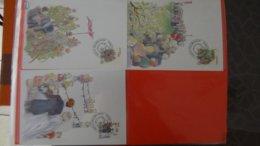 Très Belle Collection De 152 Cartes Maximum Du Liechsteinstein De 1986 à 1994 - Timbres