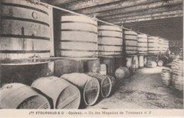 16 - COGNAC - Jph Etournaud & Cie - Un Des Magasins De Tonneaux N° 2 - Cognac
