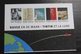 BL109 'Kuifje En De Maan - Tintin Et La Lune' - Ongetand - In Perfecte Staat! - Comics