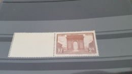 LOT 474905 TIMBRE DE FRANCE NEUF* N°258 - France