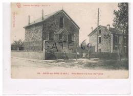 Juvisy Sur Orge  Villa Désiré à La Cour De France - Juvisy-sur-Orge