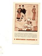 Bordeaux  Moutarde Diphane  Louis Freres Et Cie  Bordeaux - Bordeaux