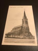 Moen (Zwevegem) De Kerk L'eglise - Uitg. Herman-Lanneau - Gelopen - Zwevegem