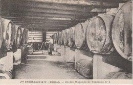 16 - COGNAC - Jph Etournaud & Cie - Un Des Magasins De Tonneaux N° 4 - Cognac