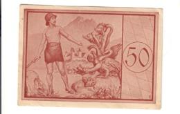 Germania Gemany Notgeld Fussen 50 Pfennig   LOTTO 1406 - Germania