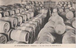 16 - COGNAC - Jph Etournaud & Cie - Un Des Chais De Réserves N° 4 - Cognac