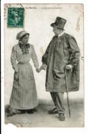 CPA-Carte Postale-France - Sarthe - Amoureux Sarthois  En 1908 VM7861 - France