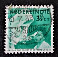 PROTECTION DE LA JEUNESSE 1938 - OBLITERE - YT 226 - MI 256 - Niederländisch-Indien