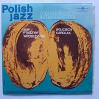 LP/ Jan Ptaszyn Wróblewski, Wojciech Karolak - Mainstream / Polish Jazz N°40 - 1973 - Jazz