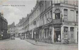 DOUAI  Rrue De La Cloche 1936 - Douai