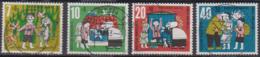 BRD 1961 MiNr.369 - 372  Wohlfahrt: Hänsel Und Gredel ( A594 ) Günstige Versandkosten - BRD