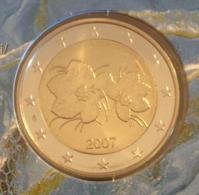 ===== 2 Euros Finlande 2007 état BU ===== - Finland
