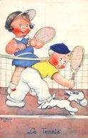 A-19-5575 : LE TENNIS PAR BEATRICE MALLET - Tennis
