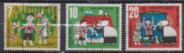 BRD 1961 MiNr.369 - 371  Wohlfahrt: Hänsel Und Gredel ( A595 ) Günstige Versandkosten - BRD