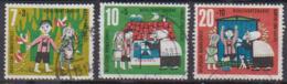 BRD 1961 MiNr.369 - 371  Wohlfahrt: Hänsel Und Gredel ( A596 ) Günstige Versandkosten - BRD