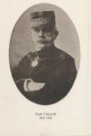 Emile Vallin Né à Nantes. Val De Grace Hygiene Et Police Sanitaire - Salute