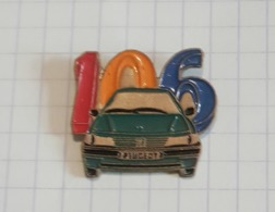☺♦♦ Pin's Pins / THEME AUTOMOBILE   ֎ PEUGEOT  106   ֎ - Peugeot