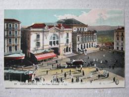 Algeria / Constantine - La Place Memour, 1918. - Constantine