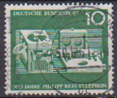 BRD 1961 MiNr.373  100 Jahre Telefon Von Philipp Reis ( A599 ) Günstige Versandkosten - BRD