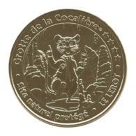 Monnaie De Paris , 2016 , Courry , Grotte De La Cocalière , Site Naturel Protégé , Le Lerot - Monnaie De Paris