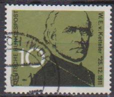 BRD 1961 MiNr.374  150.Geb. Wilhelm Emmanuel Freiherr Von Ketteler ( A601 ) Günstige Versandkosten - BRD