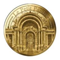 Monnaie De Paris , 2019 , Paris , Le Petit Palais , Vue De L'entrée - Monnaie De Paris