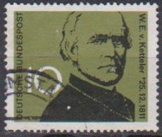 BRD 1961 MiNr.374  150.Geb. Wilhelm Emmanuel Freiherr Von Ketteler ( A602 ) Günstige Versandkosten - BRD