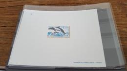 LOT 474969 TIMBRE DE COLONIE TAAF NEUF** EPREUVE DE LUXE - Australian Antarctic Territory (AAT)