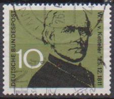 BRD 1961 MiNr.374  150.Geb. Wilhelm Emmanuel Freiherr Von Ketteler ( A603 ) Günstige Versandkosten - BRD