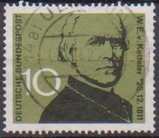 BRD 1961 MiNr.374  150.Geb. Wilhelm Emmanuel Freiherr Von Ketteler ( A604 ) Günstige Versandkosten - BRD