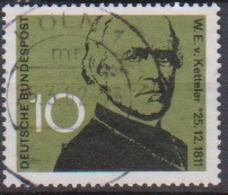 BRD 1961 MiNr.374  150.Geb. Wilhelm Emmanuel Freiherr Von Ketteler ( A605 ) Günstige Versandkosten - BRD