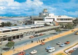 """09648 """"BRASIL - SAN PAULO - AEROPORTO VISTA PARCIAL"""" ANIMATA, AUTO. CART NON  SPED - São Paulo"""
