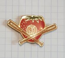 ☺♦♦ Pin's Pins / THEME SPORT ֎ BASEBALL ֎ Marysville Little League - Washington - USA - Baseball